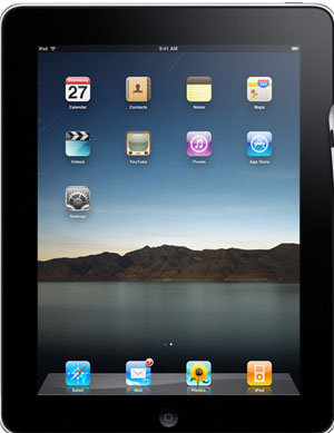 The Apple Ipad will be great for boats, charters and yachting