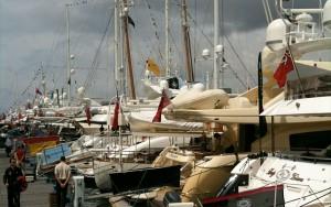 Genoa MYBA Charter Show