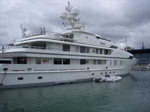 RoMa Luxury Charter Yacht