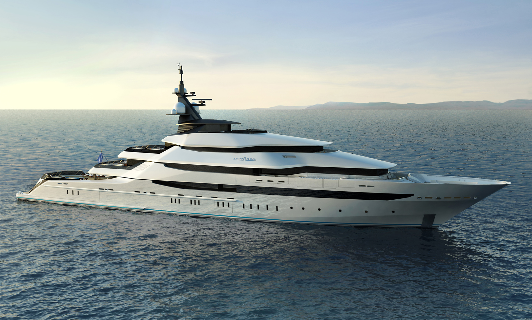Oceanco yacht 39 s project y708 slated for world 39 s top 100 for Yacht dekoration