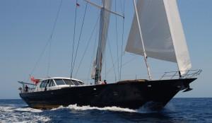 Sailing Yacht Asia - Andaman Sea Luxury Charter Yacht