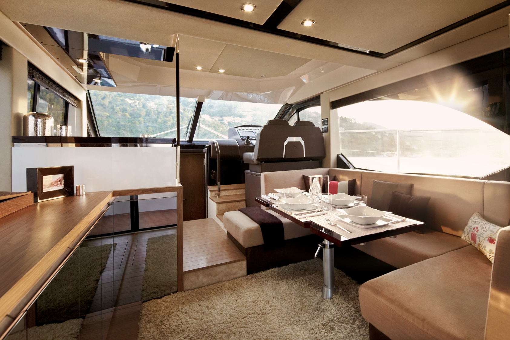 Sexy SESSA FLY 45: Chic, Sporty and Agile | Boatbloggings.com - Yacht ...