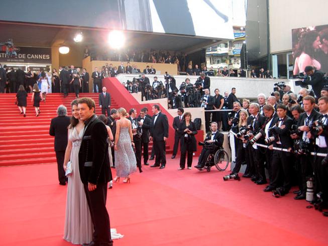 Luxury Yacht Cannes Film Festival