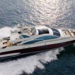 Azimut 103 Yacht charter Maldives