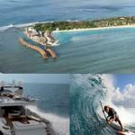 Maldives Yacht Charter - Maldives Luxury surf charter