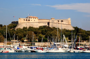 Boat Hire from Fort Carre Antibes