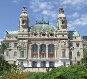 Showboat Design Awards in June:Monaco Opera House