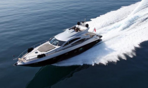 Sunseeker Predator is one of the best boats to rent in Cannes