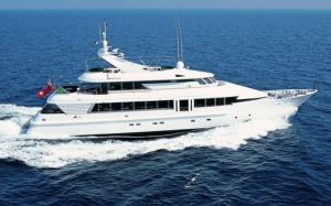 AQUALIBRIUM, CRN Ancona 40m Motor Yacht