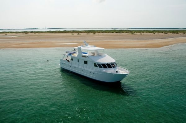 A Different Kind Of Yacht For Coastal Cruising And Island