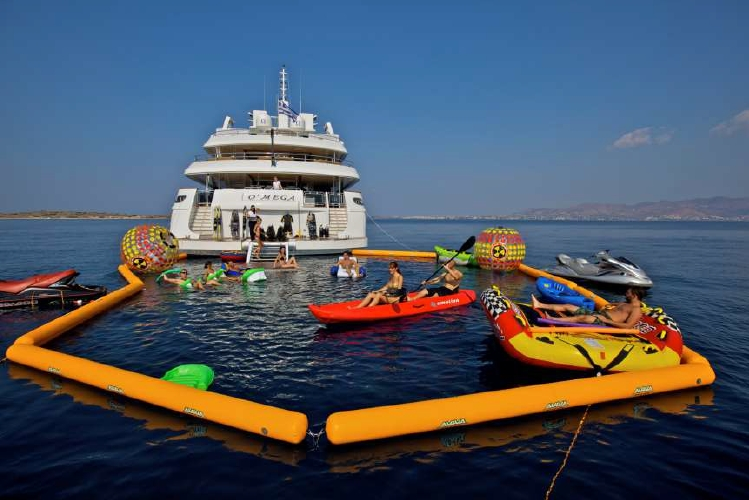 Even More Water Toys For Your Luxury Yacht Charter
