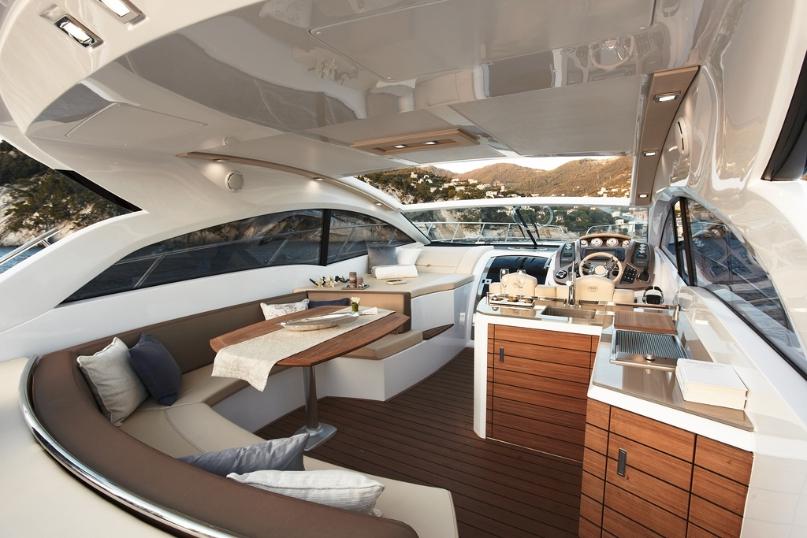 Marvellous Modern Yacht Interior Design Ideas - Simple Design Home ...