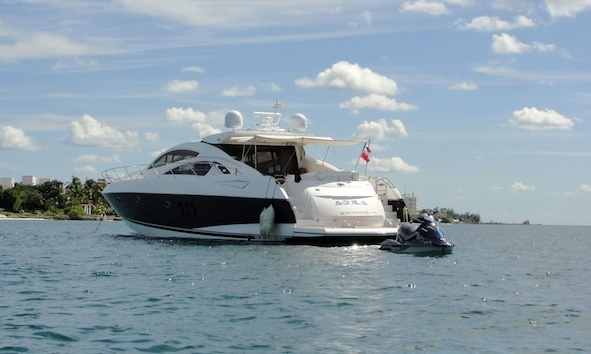 Aguila - the ideal Sunseeker for your adventure