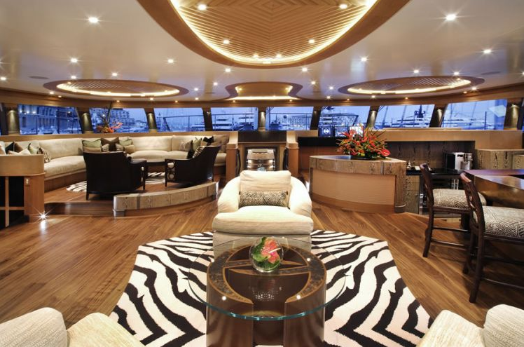 The Largest Catamaran In The World Hemisphere Yacht Charter News And Boating Blog