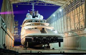 AZZAM luxury motor yachts