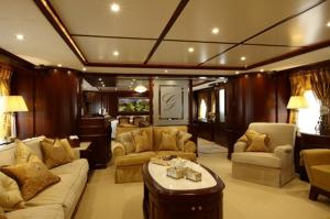Luxury yacht Giorgia1