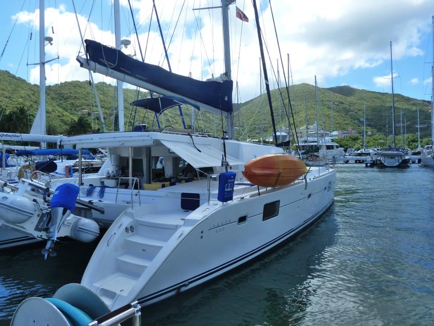 Souls Calling - Lagoon 500 Crewed Catamaran