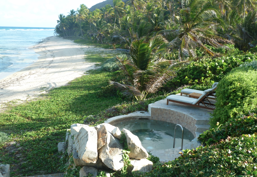 The Spa at Peter Island Resort