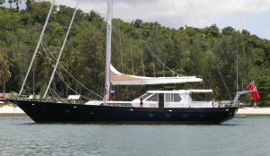 ASIA luxury yacht charter