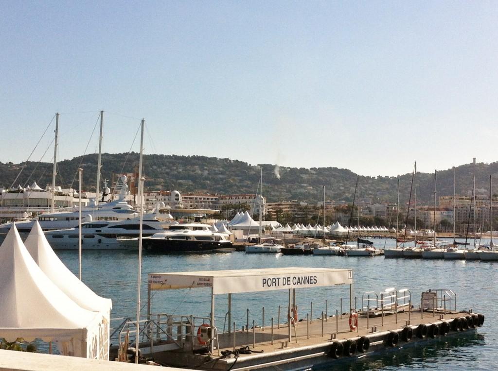 Cannes Film Festival Port