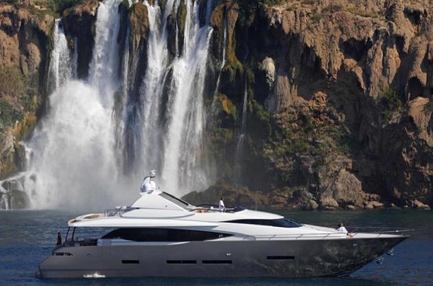 QUANTUM - Peri 29m Crewed Yacht