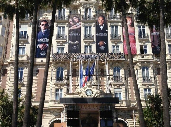 The Great Gatsby Carlton Cannes Film Festival