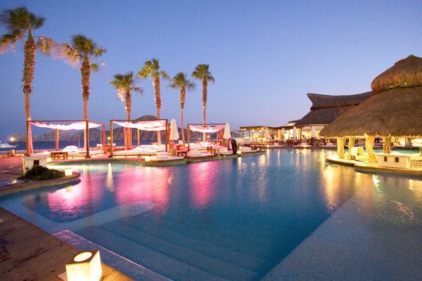 Beach Club Marbella Wedding