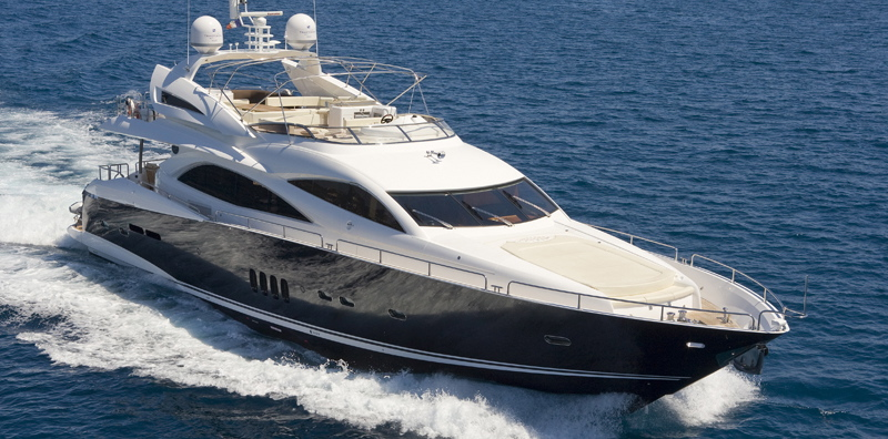 IMPULSE, Sunseeker 90