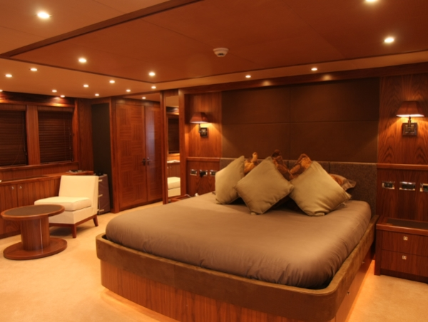 Luxurious Master Cabin!