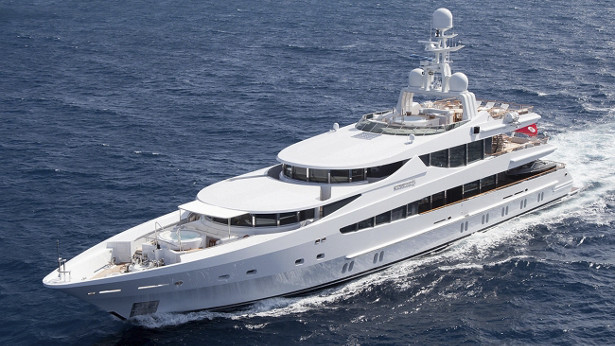 sunrise-yacht