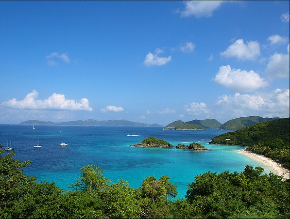 Beautiful Jost Van Dyke