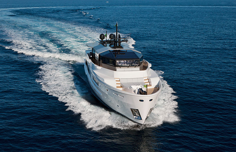 M OCEAN - a yacht for the future, available now!