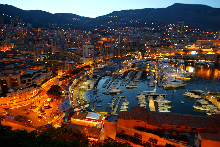 Monaco comes alive in May to the sound of F1 engines and flying Champagne corks!