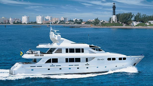 The Wolf Of Wall Street Luxury Motor Yacht Naomi Yacht
