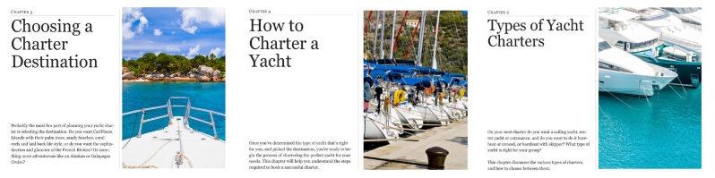Yacht Charter 101Inside