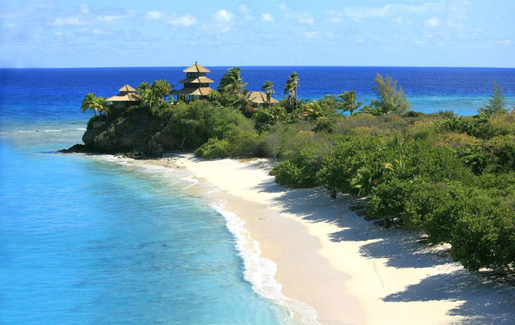Necker Island - soon to take 80% of its electricity from renewable sources