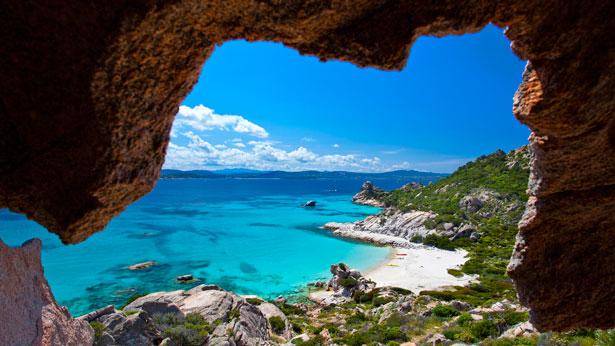 Sardinia's spectacular coastline!