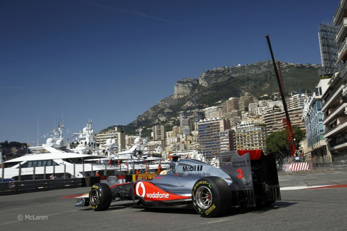 Motorsports: FIA Formula One World Championship 2011, Grand Prix of Monaco