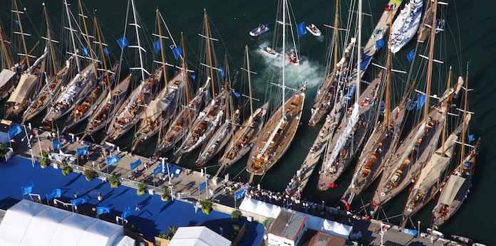 Classic Sailing Yachts Cannes Panerai