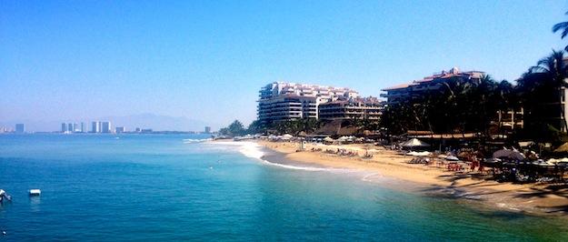 Enjoy the glorious beaches of Mexico