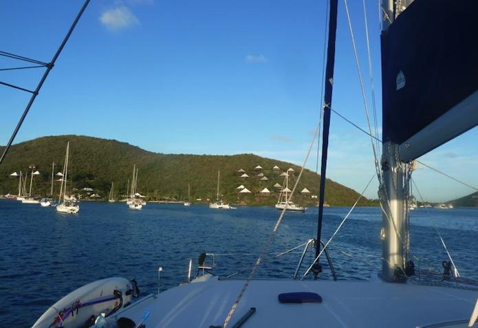 Catamarans are always popular in the BVI