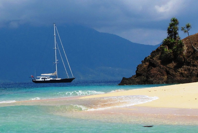 Sailing Yacht in South East Asia - Luxury Adventure Charters - Bay of Bengal -  in the Andaman Islands