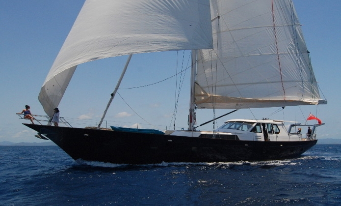 yacht asia