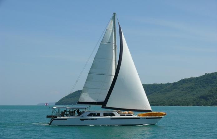 yacht kelsall