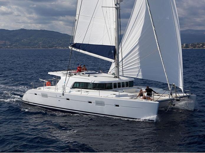 yacht lag500