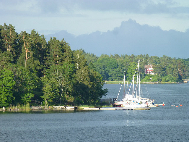 Sailing Through the Stockholm Archipelago