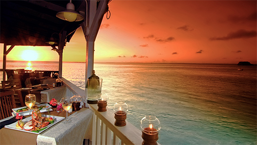 sunset-cafe-grand-case-beach-club-saint-martin