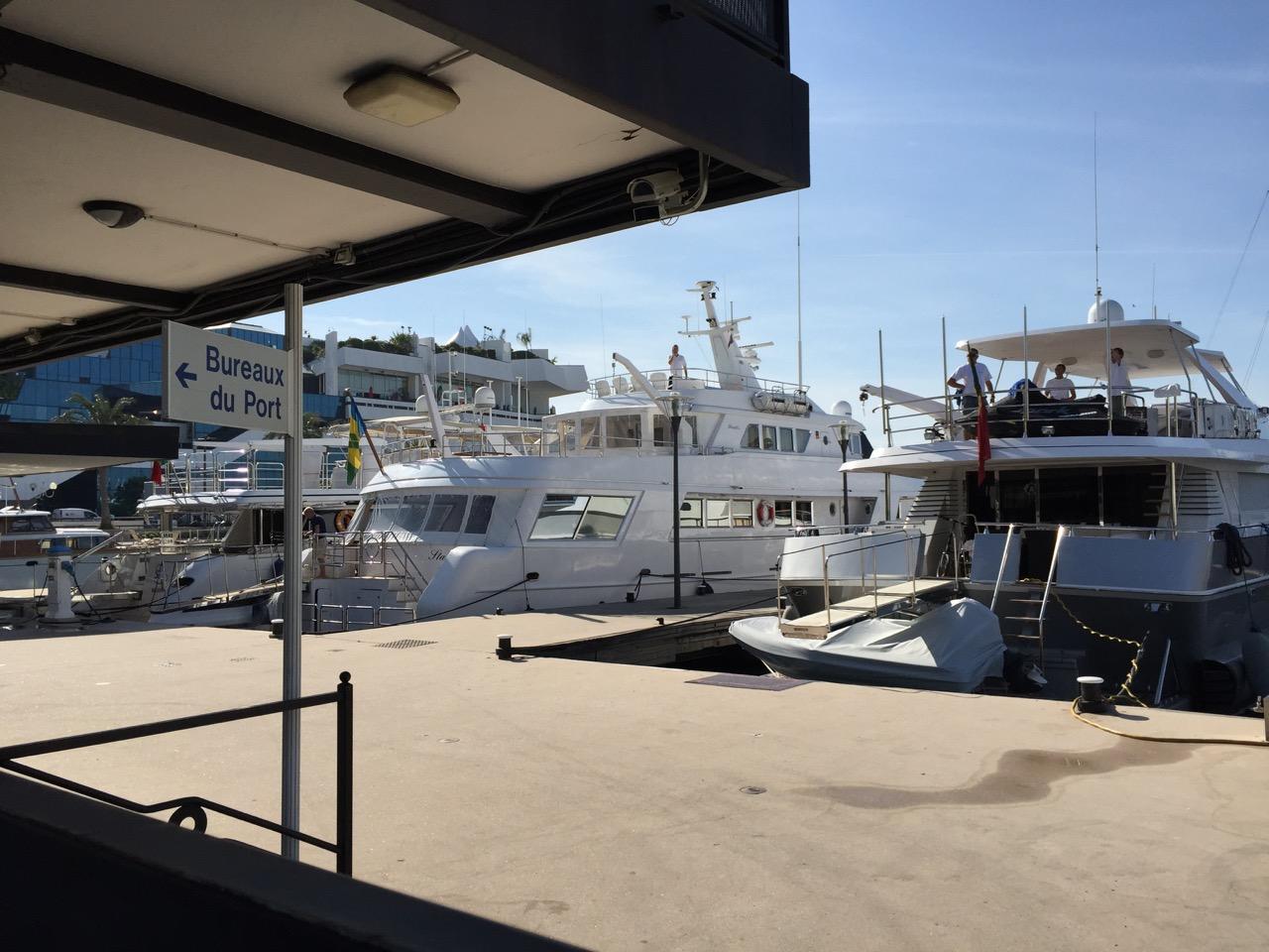 The Bureau de Port, Cannes 2015