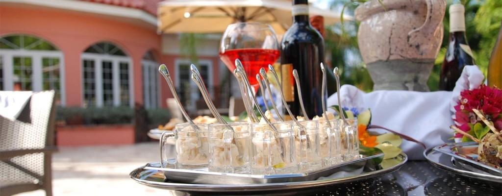 Sapodilla Estate Drinks