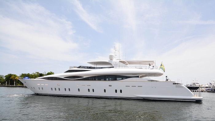 Motor yacht HUNTER - 001
